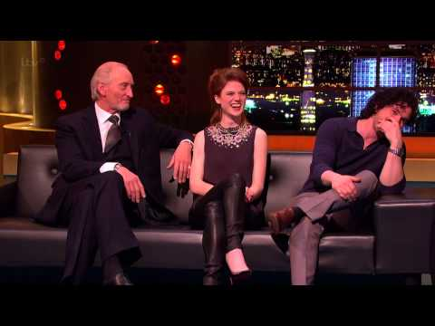 The Jonathan Ross Show with Game of Thrones cast.