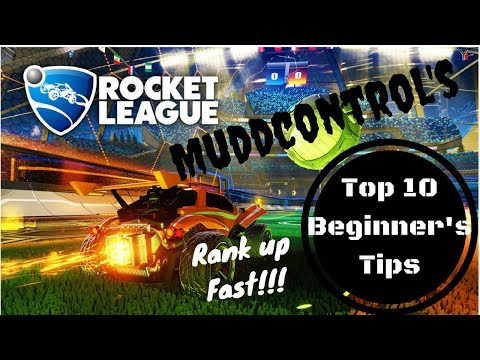 Top 10 Rocket League Tips for Beginners