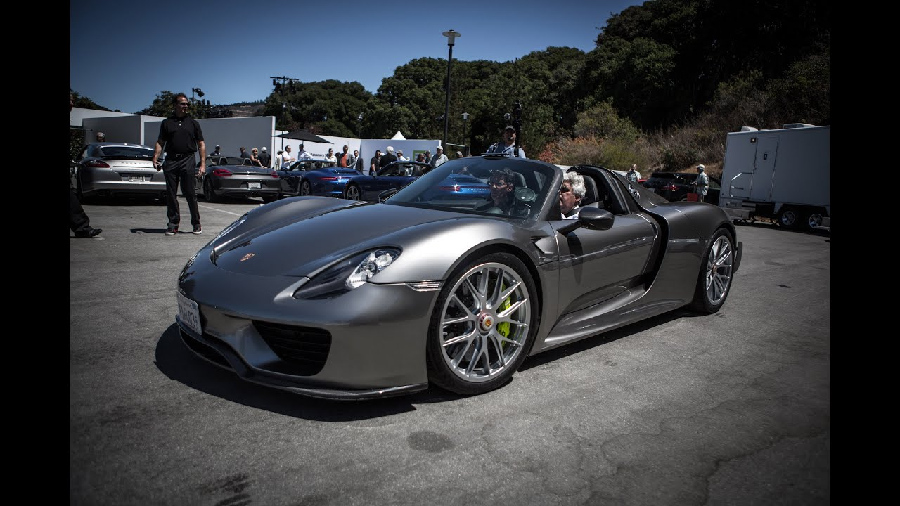 Porsche 918 spyder news production run complete page 10 page 5 acurazine acura enthusiast community