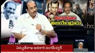 Baahubali Writer Vijayendra Prasad Interview about Baahubali - II