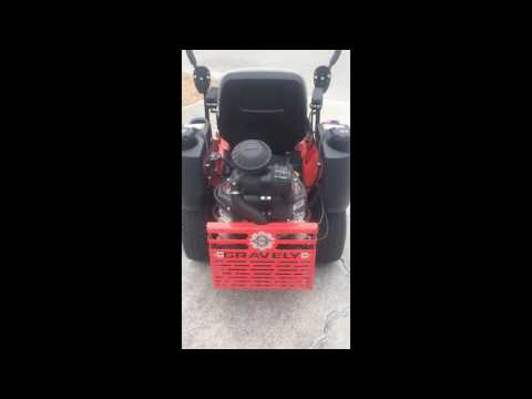 Gravely Compact Pro 34 Review