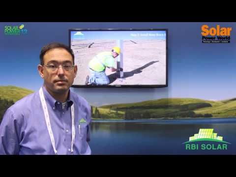 Solar Mounting Systems for Utility Scale Solar Projects-Bill Vietas