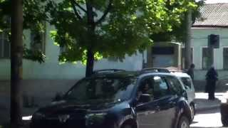 Poliția rublieră se află în treabă pe str. București