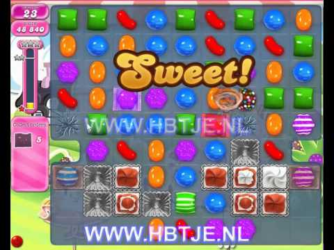 Candy Crush Saga level 464