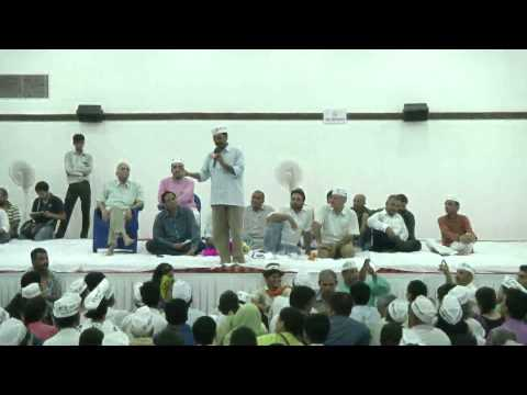 Arvind Kejriwal Addressing Volunteers (Part 1)