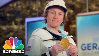 Four U.S. Olympic Medalists Share Their Advice On How To Succeed In Life | CNBC