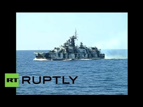 Russia vs NATO: Moscow stages own large-scale war games in Black Sea