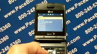 LG Lotus Erase Cell Phone Info Delete Data Master