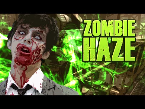 ZOMBIE HAZE ★ Call of Duty Zombies Mod (Zombie Games)