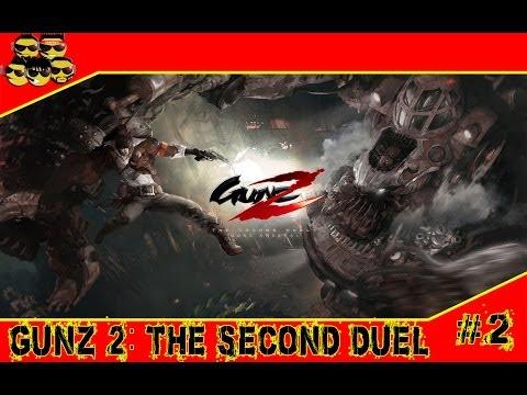 Gunz 2: The Second Duel #2 - Alguém segura o Alee