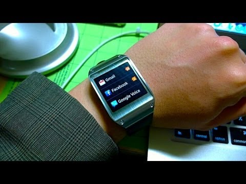 Galaxy Gear Update Review