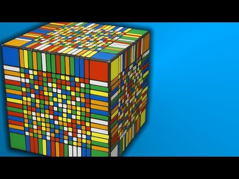 Il Cubo di Rubik pi&
