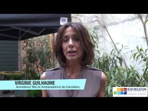 Interview de Virginie Guilhaume (Marraine française de