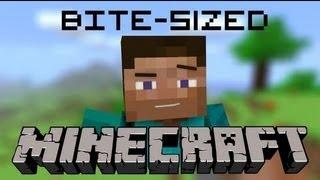 Bite-Sized Minecraft
