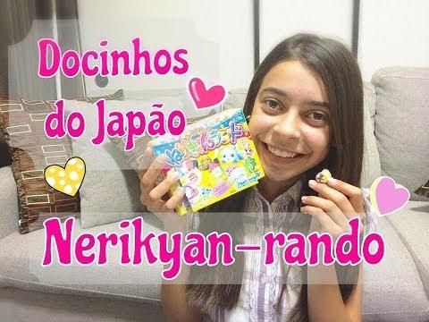 Docinhos do Japão - Nerikyan-rando | ねりきゃんランド