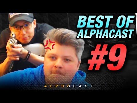 Je frappe (enfin) Locklear ► Best of AlphaCast #9