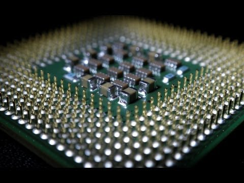 How a CPU is made?!