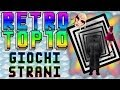 RetroTop 10 - Top 10 Giochi Strani