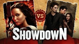 The Hunger Games Vs. Twilight Which Do You Like Better