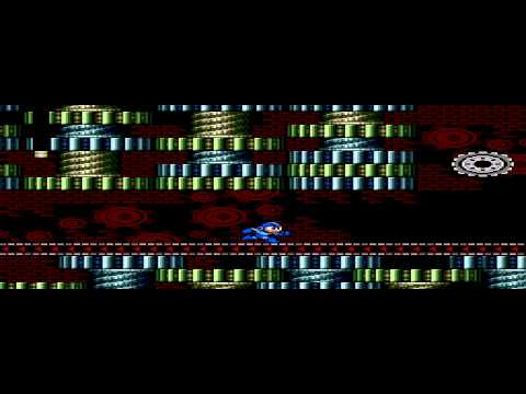 Mega Man - The Wily Wars - Mega Man - Wily Wars (GEN) - User video