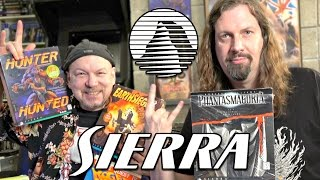 WE WORKED AT SIERRA! - The Rise, Fall & SCANDAL of Sierra On-Line