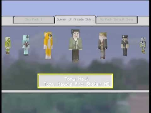 how to get skin packs on minecraft mac