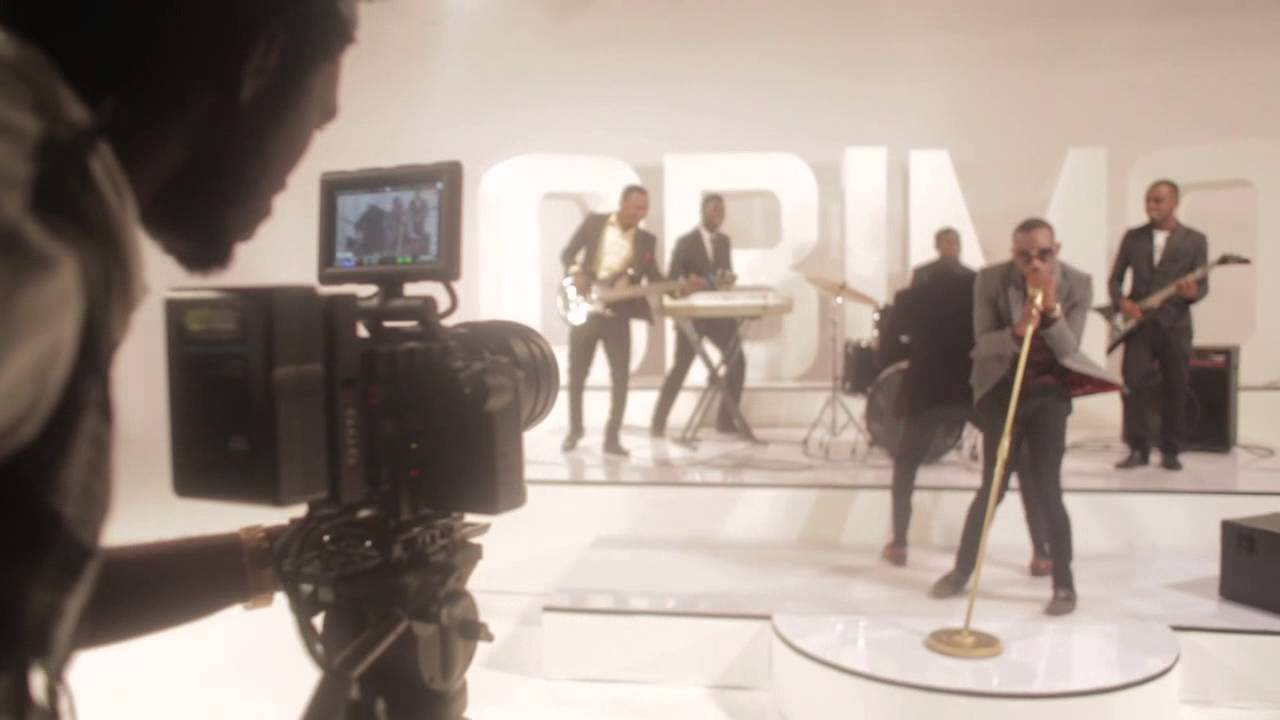 B.T.S Video of Obimo --  Kayswitch Ft Dbanj.