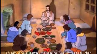 Viata Lui Isus -desene animate full