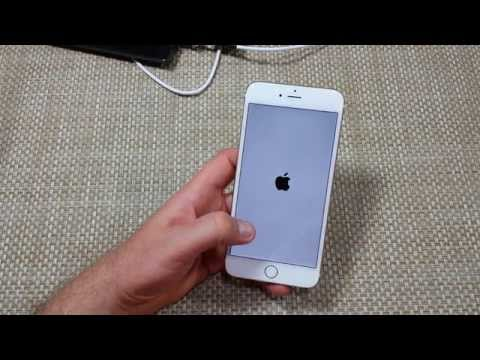how to put password on iphone 6