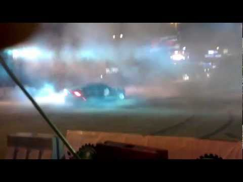 Mountain Dew Drifting Show In Riyadh