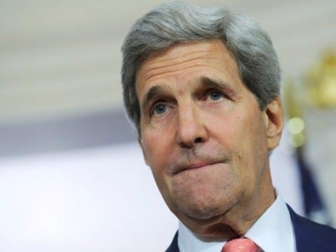 Kerry: US Open to Talks With Iran on Iraq