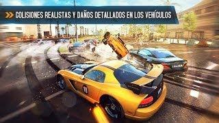 TOP 10 Mejores Juegos De Coches Para Android 2014