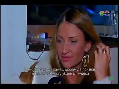 Katarina Zivkovic - BACKSTAGE ( TV SITEL ) - 21.11.2011