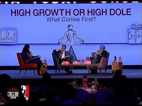 India Today Conclave 2014: Arvind Panagariya on India's economic Growth