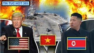 Tin Mới Nhất Biển Đông Tối 14\4 Bất Ngờ, Việt Nam Tuyên Bố Mỹ sẽ Thảm Bại trước Triều Tiên