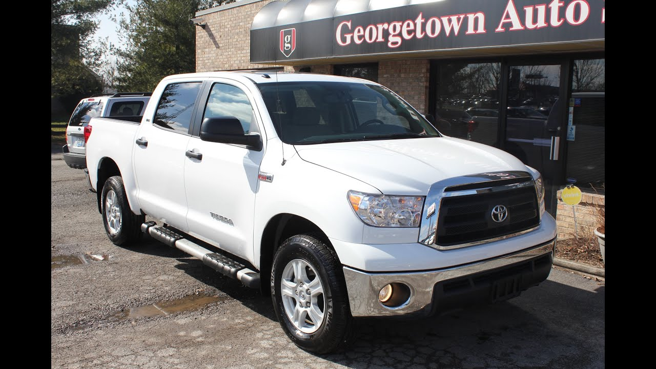 used toyota tundra for sale in kentucky. Black Bedroom Furniture Sets. Home Design Ideas
