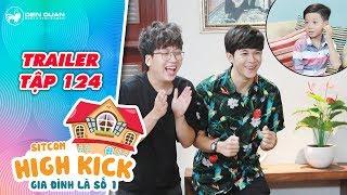 Gia đình là số 1 sitcom | trailer tập 124: Đức Minh, Kim Long vui phát sốt vì gặp người nổi tiếng?