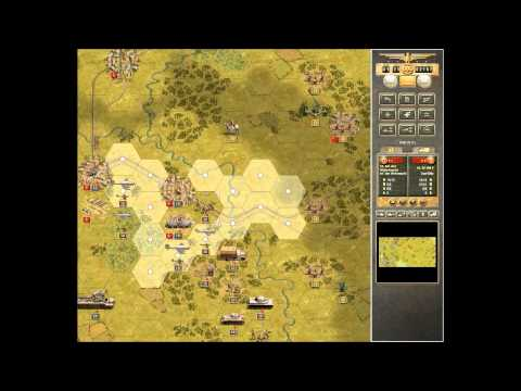 Let´s play Panzer Corps Turtorial Teil 3