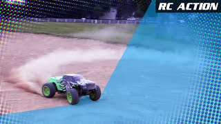 Monster Truck 8 Brushless Exceed RC Infinitive EP Fast