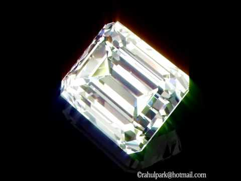 Emerald Diamond Animation
