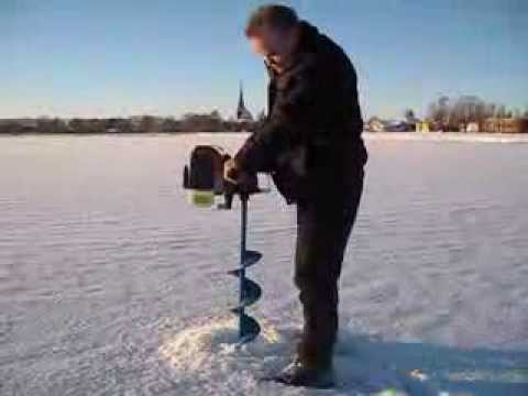 Zhejiang Titan - Ice fishing auger