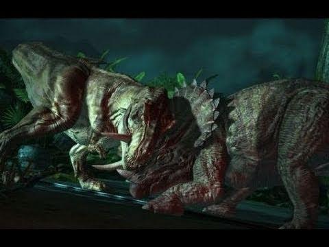 Знакомьтесь, динозавры: новый ролик игры