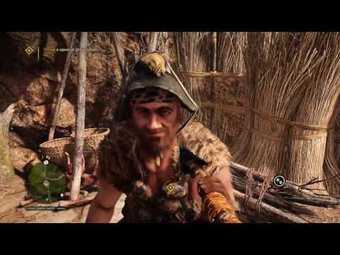 Far Cry Primal - Phần 9: Gặp thổ dân chịch nhau trong hang động