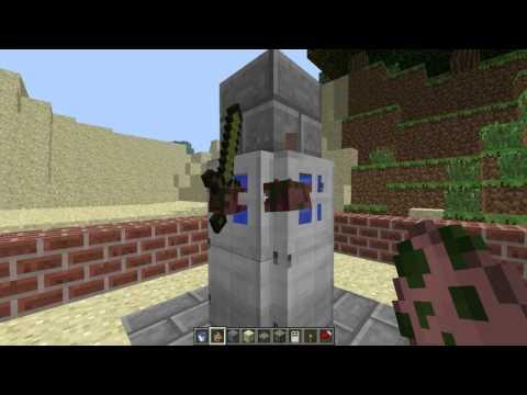 #Minecraft - Como fazer 3 armadilhas super simples e eficientes.