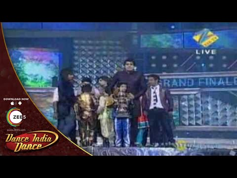 Dance India Dance Li'l Masters Grand Finale, Jeetumoni Wins KB3 Cup