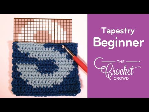 How to Crochet Tapestry Graphghans