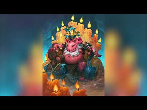 Hearthstone - Kobolds and Catacombs Legendary Entrance Music - 4K Artworks