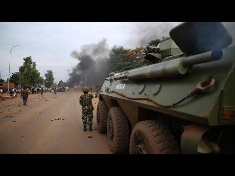 Regain de tension à Bangui après l'attaque d'une église