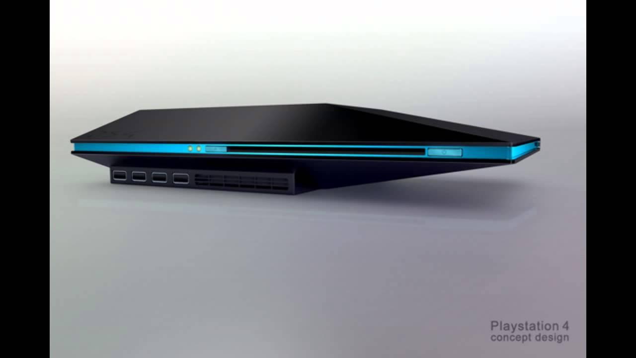Ps4 Leak LEAKED PS4 Design - Yo...
