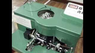 Automatic Bobbin Winding Machine For Embroidery Machines